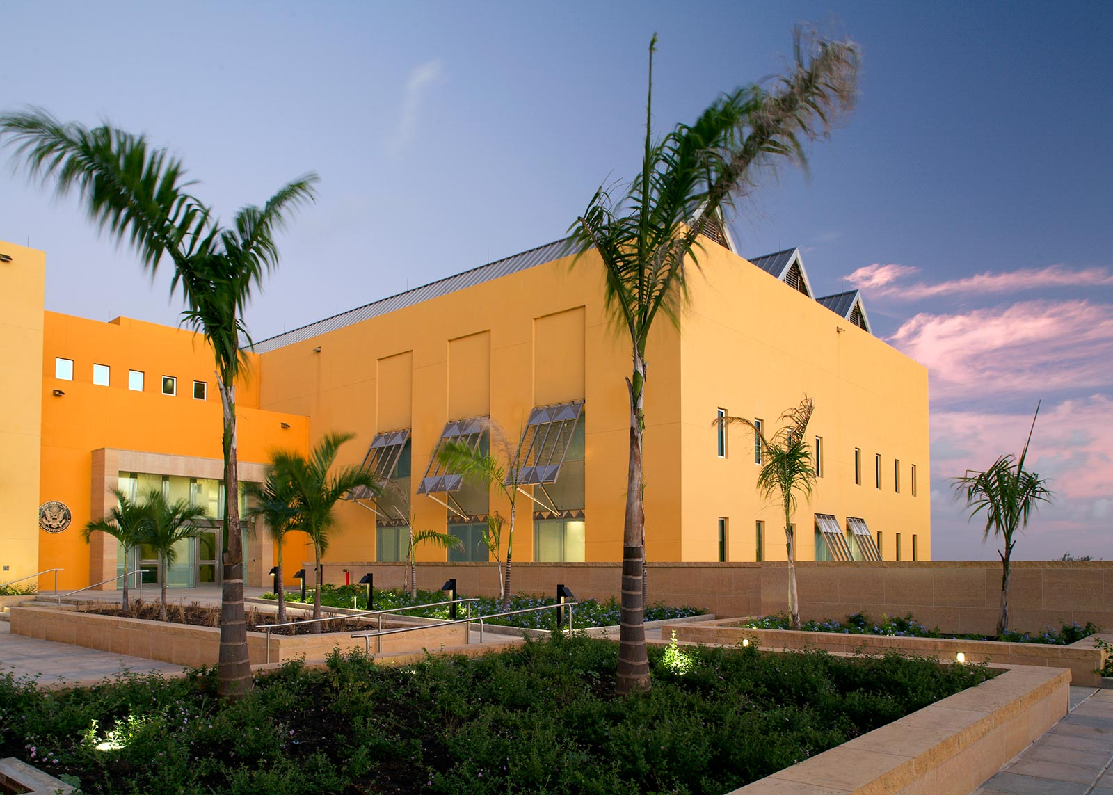 United States Embassy Barbados 2