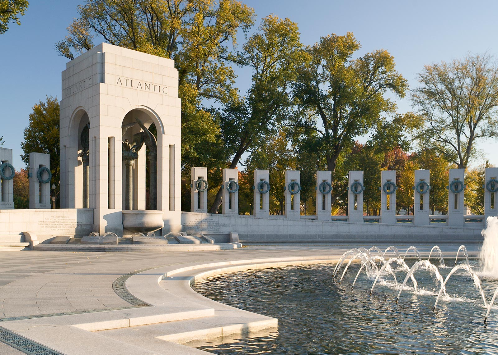 The National World War II Memorial 1