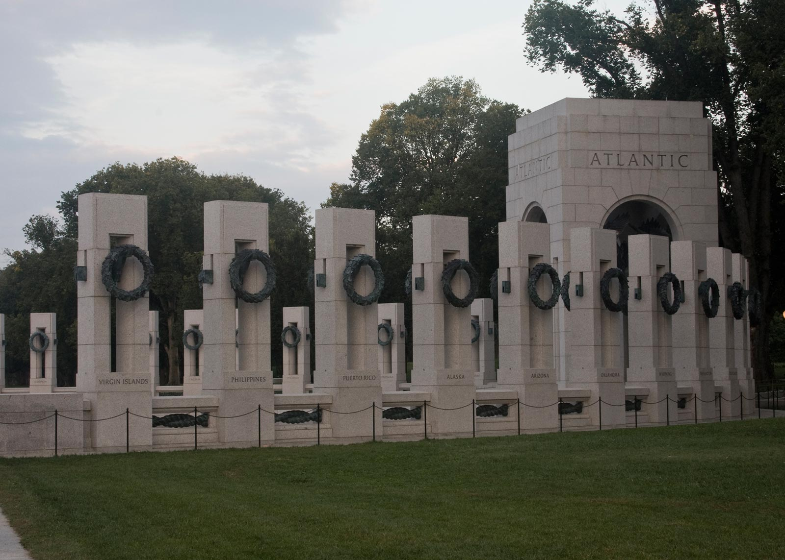 The National World War II Memorial 2