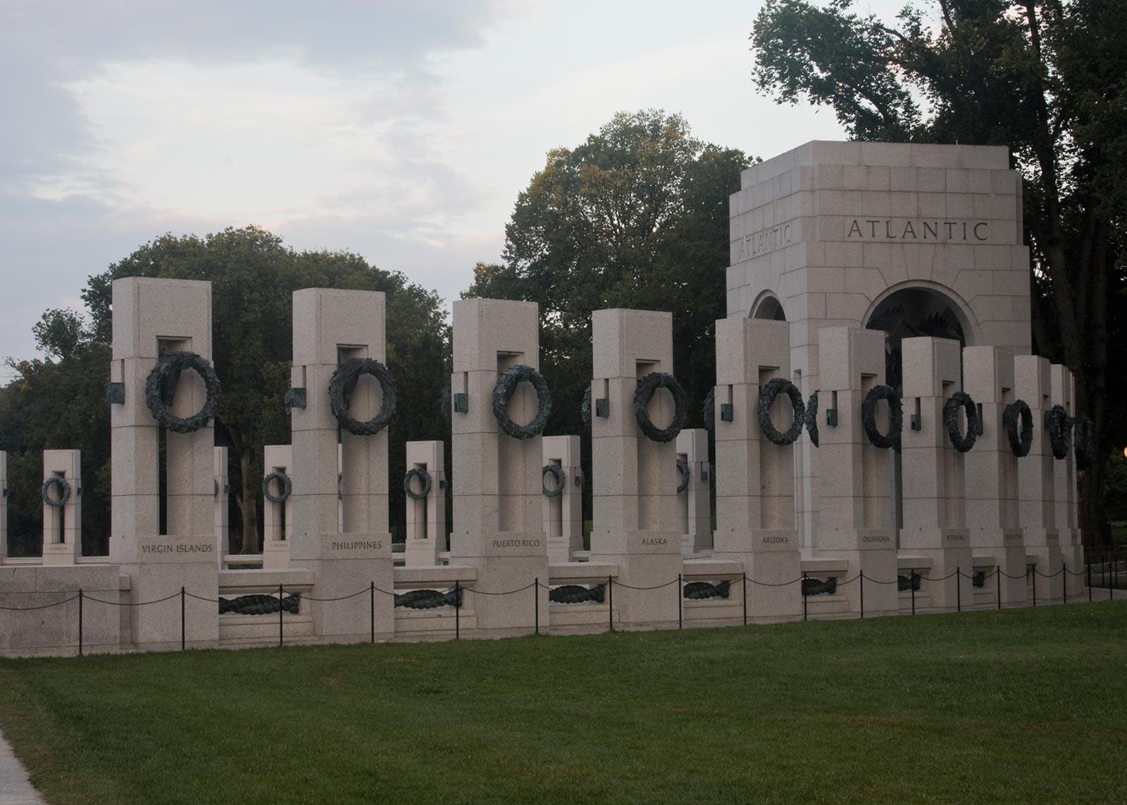 The National World War II Memorial 2