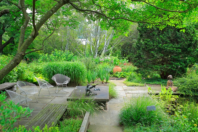 The New American Garden: The Landscape Architecture of Oehme, van Sweden -  OvS | Landscape Architecture