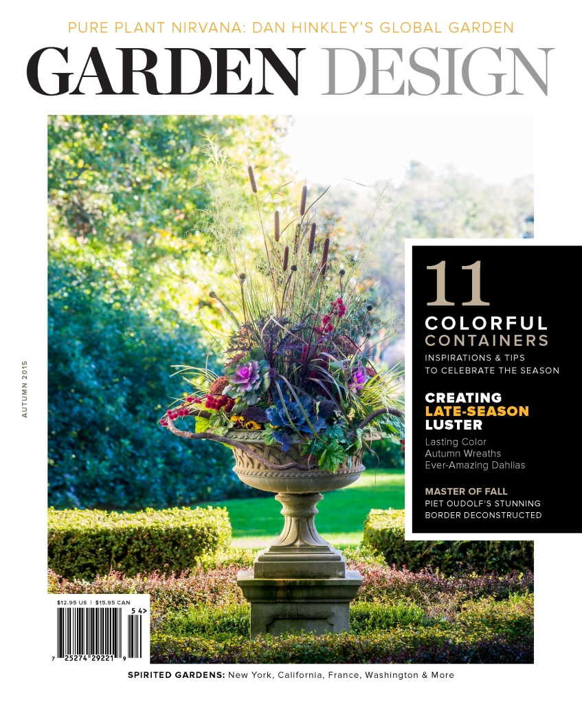 Garden design magazine free for Garten design magazin