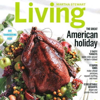 Martha Stewart Living Cover