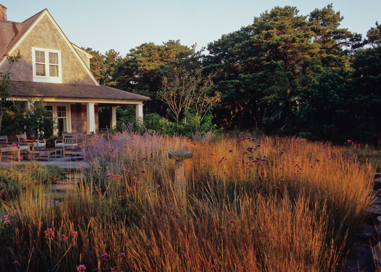 Martha's Vineyard Landscape Architect