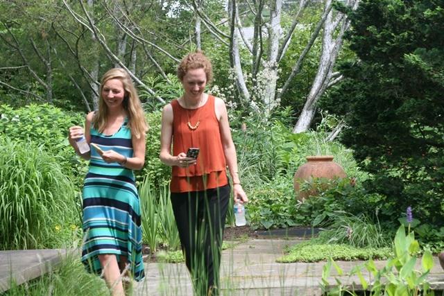 Liz and Sara