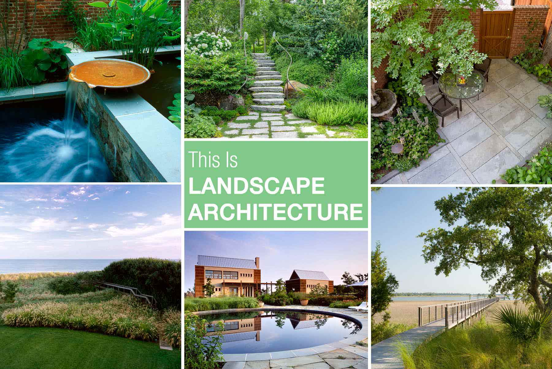 News ovs landscape architecture for American institute of landscape architects