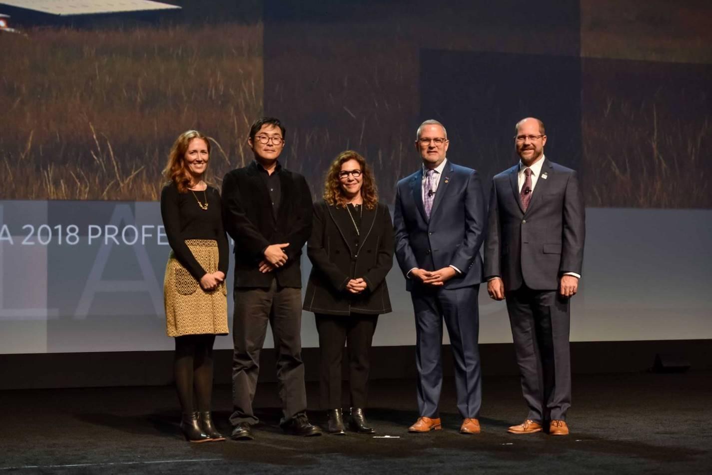 2018 Award Ceremony
