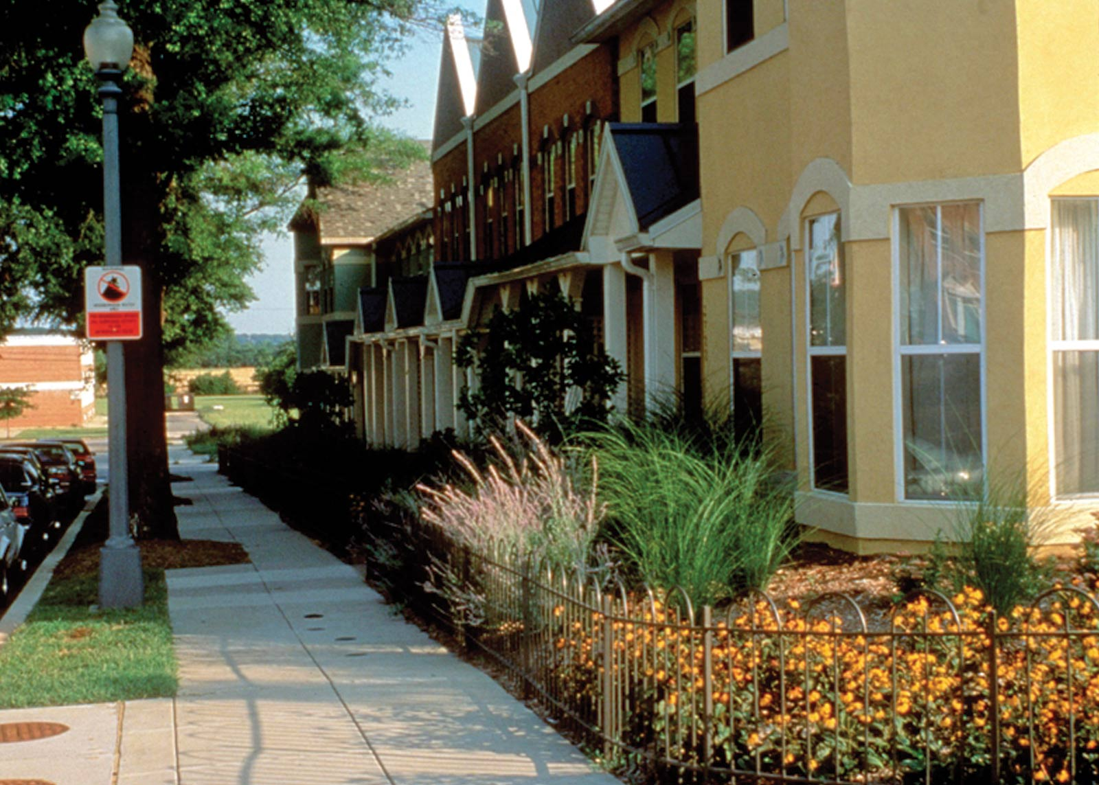 Parkside Townhomes